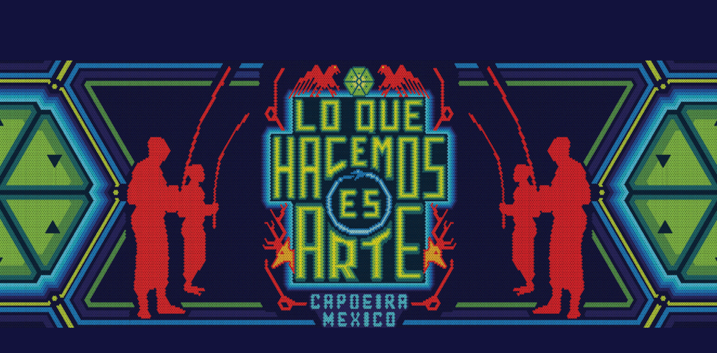 Huichol-banner